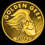 Golden Geek 2014